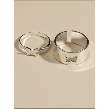 matching rings pierścionki dla par