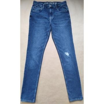 C&A Dżinsy slim jeans roz. 176 stan bardzo dobry