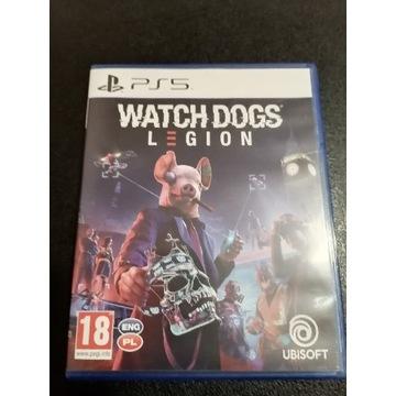Watch Dogs Legion PS5 - WYPRZEDAŻ KOLEKCJONERA