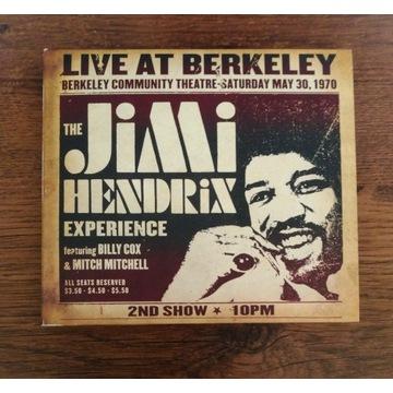 Jimi Hendrix Live at Berkeley 2nd show