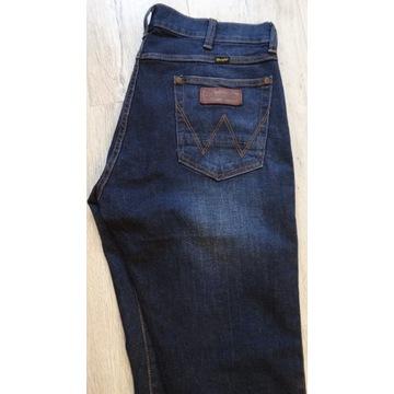 Spodnie Wranglery 33 x 32