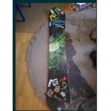 Deska snowboardowa Burton Blunt 157cm