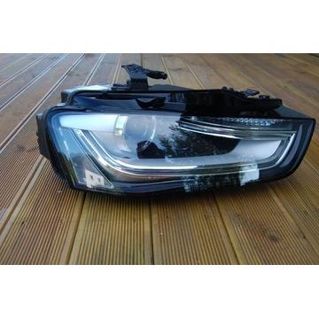 AUDI A4 B8 LIFT PRAWA XENON LED 12-16