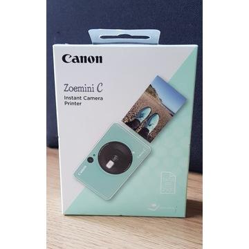 Canon Zoemini C kolo r Mint Green NOWY