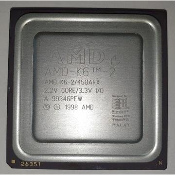 Procesor AMD K6-2/450AFX