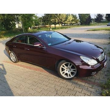 Mercedes CLS 320 CDI nie e39, e60