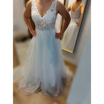 Suknia ślubna biała - nowa, nieużywana