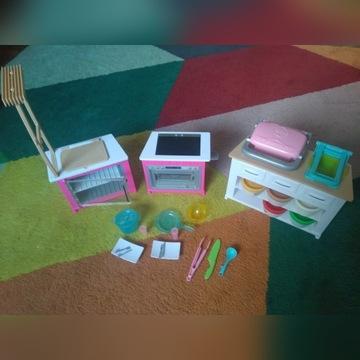 Barbie - kuchnia