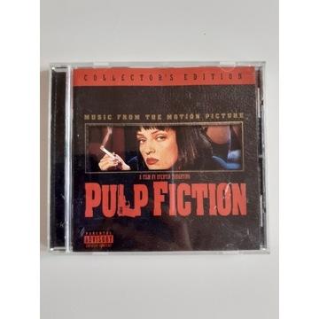 Pulp Fiction muzyka filmowa CD