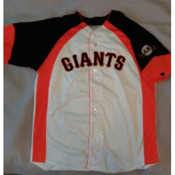 Koszulka bejsbolowa GIANTS z San Francisco  XL