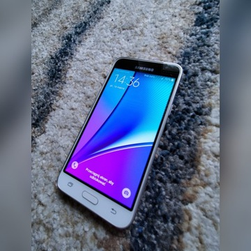 Samsung j3 2016, biały.