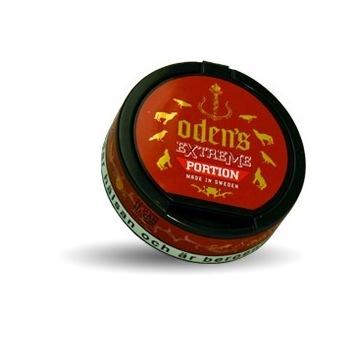 ODEN'S COLA EXTREME PORTION snus kolekconerski