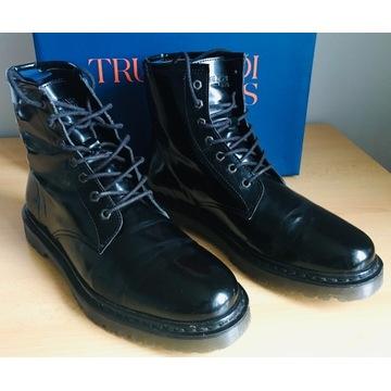 Buty Trussardi Jeans Combat Boot