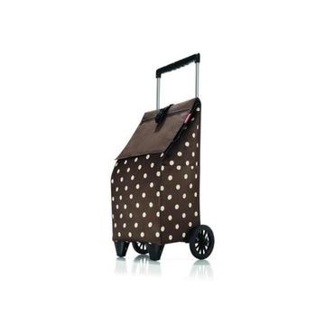 Torba wózek zakupy na kółkach Reisenthel kółka