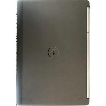 Dell 7520 i5/8GB/512-SSD- idealny do montażu video