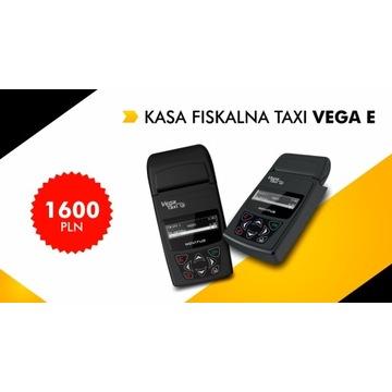 Kasa Fiskalna Taxi / Vega Taxi E