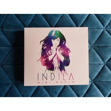INDILA - MINI WORLD (CD+DVD) LIMITED