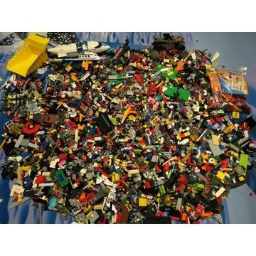 Oryginalne klocki  Lego mix 10 kg