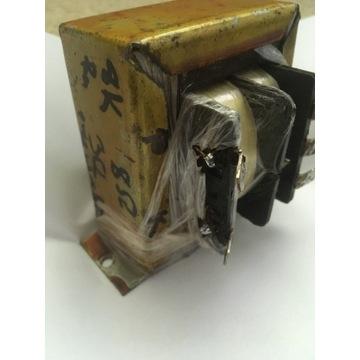 Transformator głośnikowy PP 2x 6V6, EL84