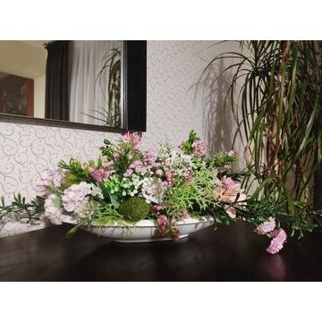 Kompozycja kwiatowa Majowa łąka jak żywe.