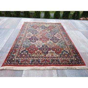 Piękny wełniany orientalny dywan 130x300cm