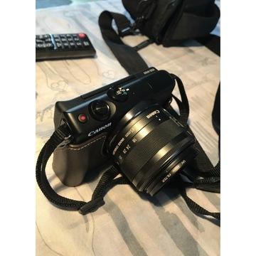 Aparat bezlusterkowy Canon m100