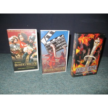 Ogniem i mieczem VHS - super wersja kolekcjonerska