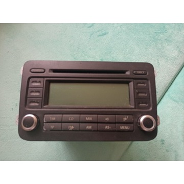 Radio orginalne VW RCD 500
