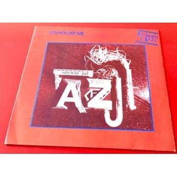 Sztywny Pal Azji Europa i Azja LP + autograf