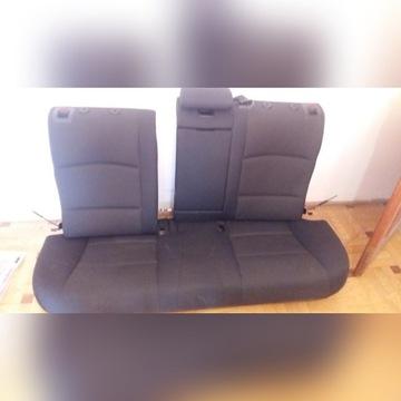 BMW f 11 fotel kanapa tył