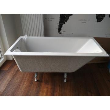 Cersanit Crea wanna prostokątna 150x75 cm biała S3