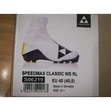 FISCHER Speedmax Classic WS buty damskie r.40
