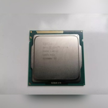 Intel Core i7-3770 LGA1155 4x3,4GHz Ivy 22nm 8t