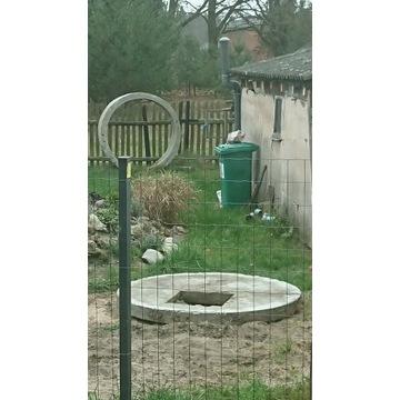 betonowy krąg fi 140