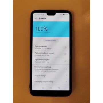 Huawei P20 Pro Twilight plus szkła
