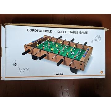 Mini piłkarzyki 70x37 cm Tiger Bordfodbold sprawne