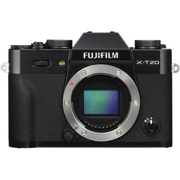 Aparat cyfrowy Fujifilm X-T20 Body