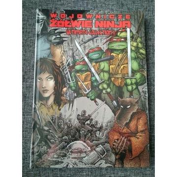 Wojownicze Żółwie Ninja-Ultimate Collection tom 1