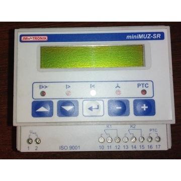 Elektroniczne zabezpieczenie silnika miniMUZ-SR