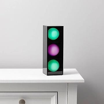 Lampka LED Dekoracyjna 3 Kule Disco Stojąca B&Q