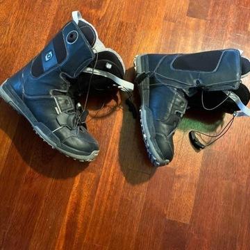 Buty snowboard Salomon męskie wkładka 29,5cm