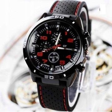 Gustowny sportowy zegarek męski LICYTACJA