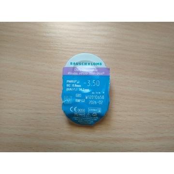 Soczewki kontaktowe SofLens -3.50 (cena za sztukę)