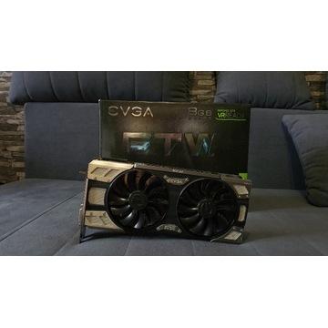 Karta graficzna EVGA GeForce GTX 1070 FTW ACX 3.0