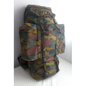 Plecak Wojskowy Belgijski LM-SAC A DOS FT M97