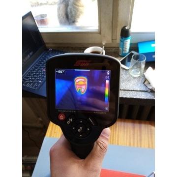 Diagnostyczna kamera termowizyjna SUN