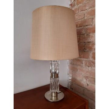 Lampa stołowa vintage Richard Essig 1970 Germany