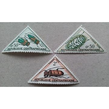 Republika Środkowoafrykańska - Insekty **