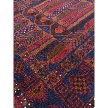 Beludż perski dywan 107x184 cm grubość 8mm