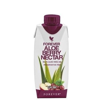 Aloe Vera Aloes Gel Miąższ 330 ml Forever Living
